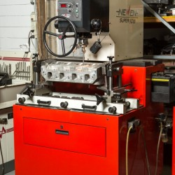 Newen Super 100 Seat & Guide Machine for Competition Valve Jobs