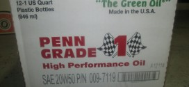 For Sale – Case of Brad Penn High Performance Oil