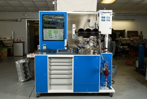 Fuel System Wet Flow Bench